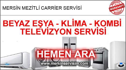 Mersin Mezitli Carrier Servisi